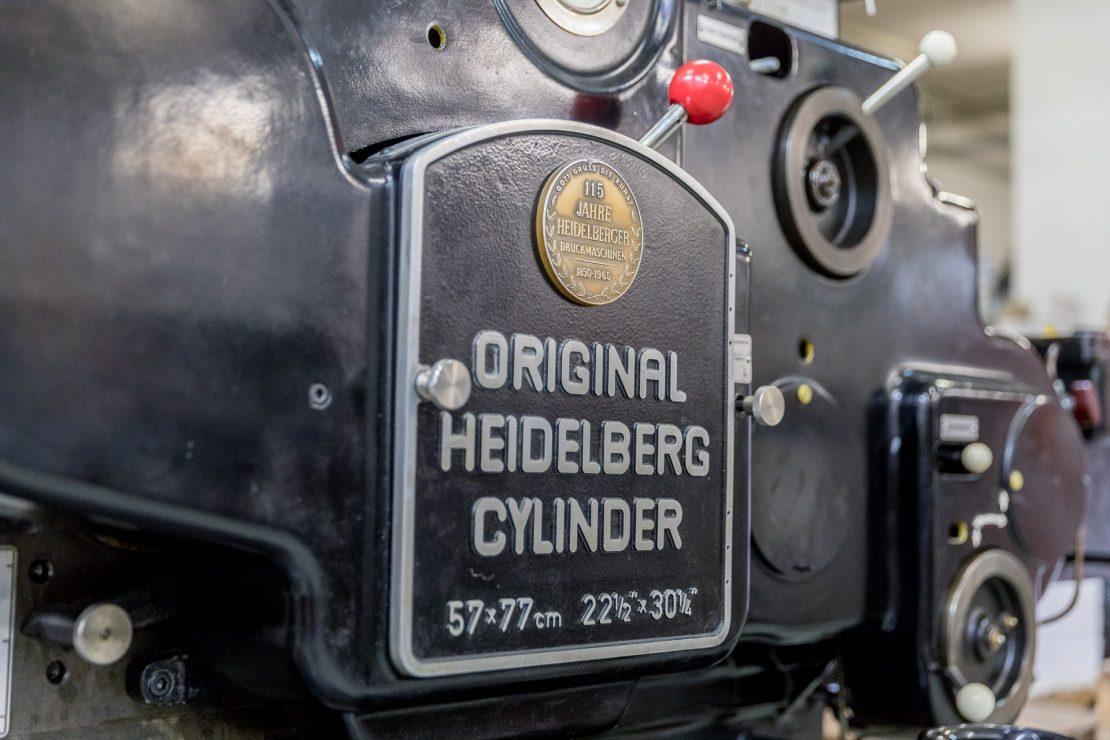 Heidelberg Cylinder