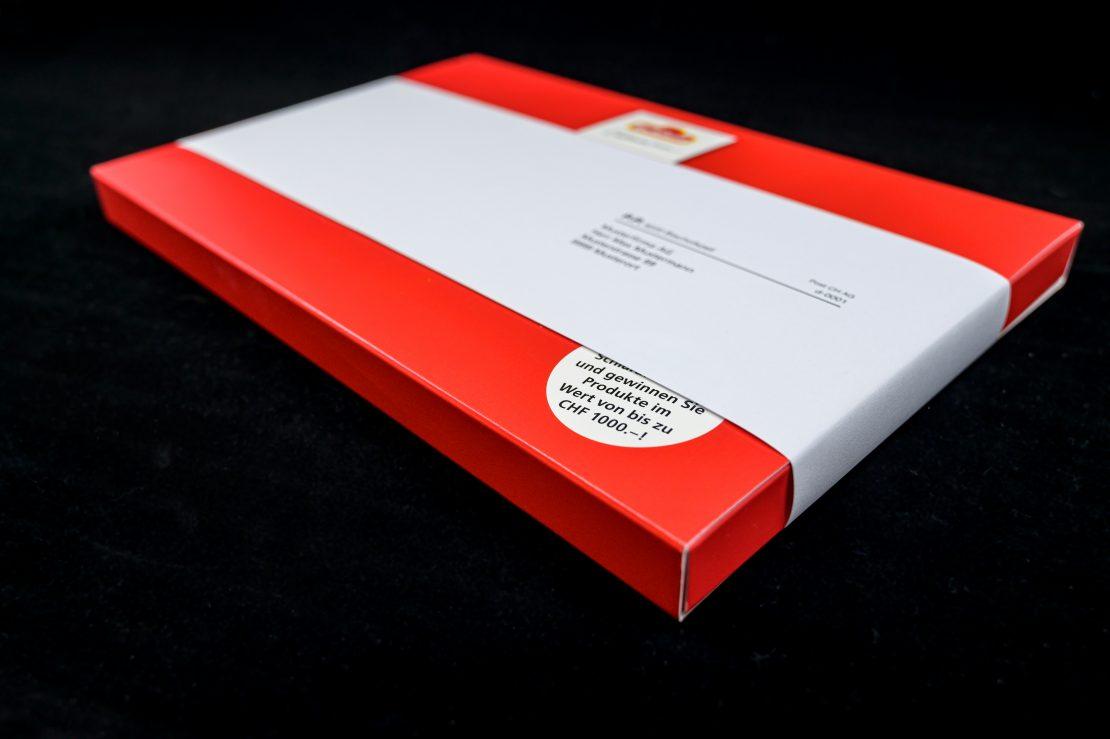 Marzipan-Verpackung