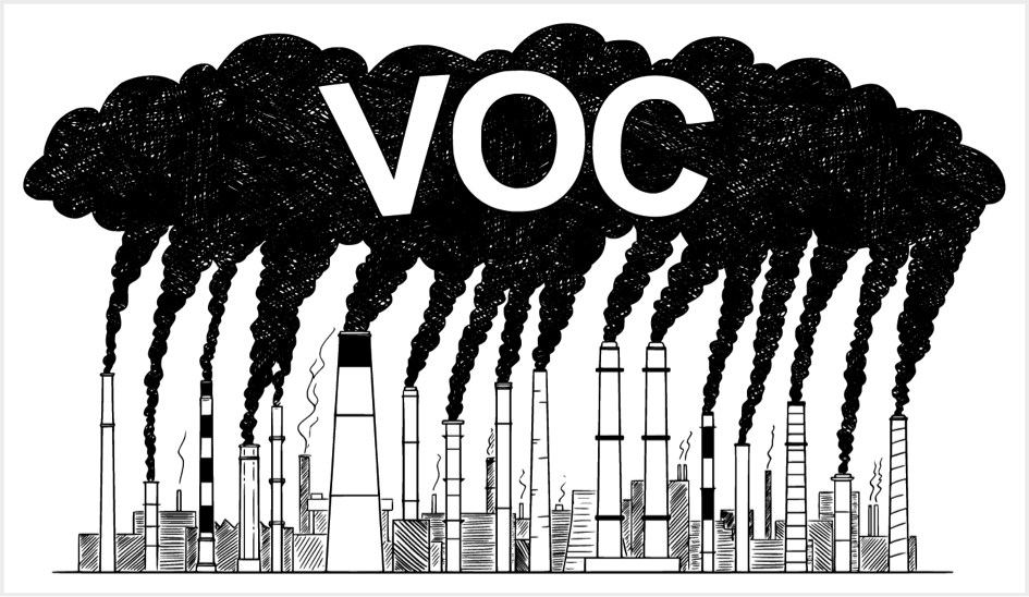 voc-emissionen