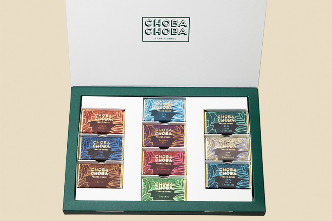 Chocolate Degustations-Box